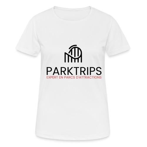 Park Trips - Coaster On Top - T-shirt respirant Femme