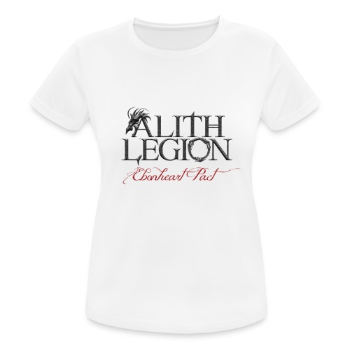 Alith Legion Logo Dragon Ebonheart Pact - Women's Breathable T-Shirt