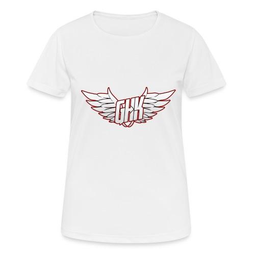 ghk reds png - Frauen T-Shirt atmungsaktiv
