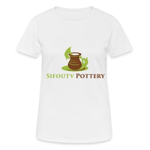 Sifoutv Pottery - Women's Breathable T-Shirt