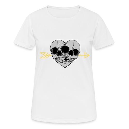 I LOVE MY TWIN - Koszulka damska oddychająca