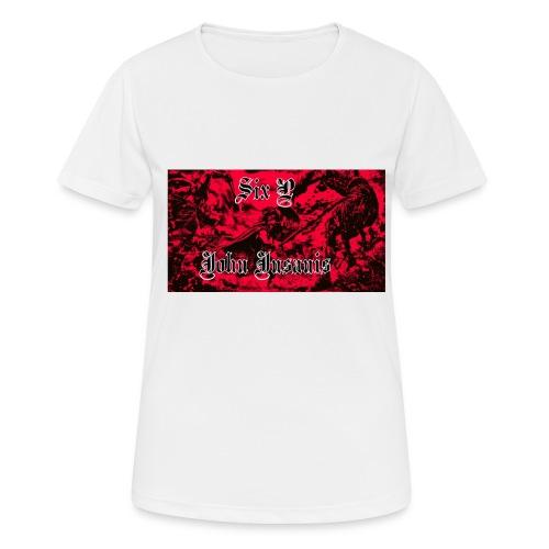 Six P & John Insanis termosmuki - naisten tekninen t-paita