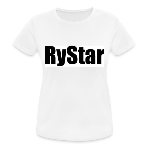 Ry Star clothing line - Women's Breathable T-Shirt