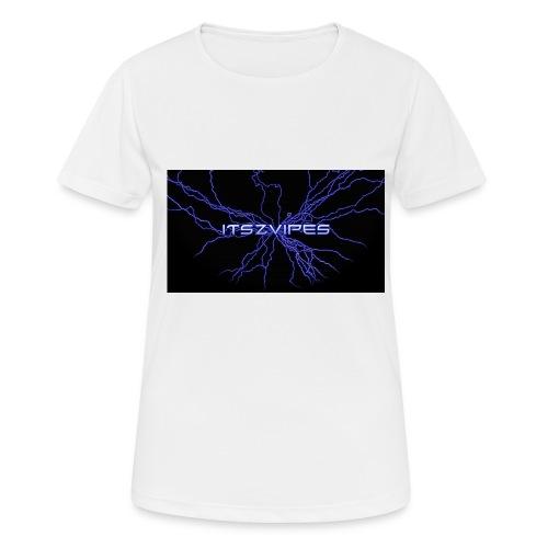 Beste T-skjorte ever! - Pustende T-skjorte for kvinner