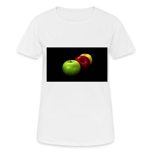 mele - Maglietta da donna traspirante