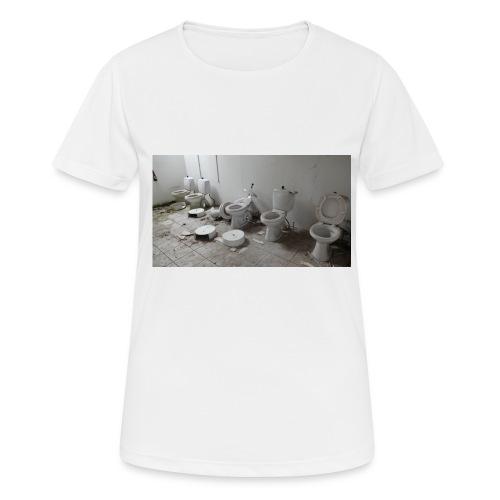 Toilets - Dame T-shirt svedtransporterende