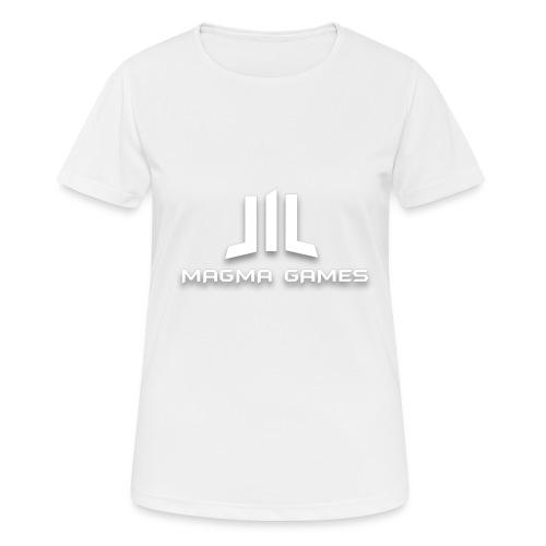 Magma Games t-shirt - vrouwen T-shirt ademend