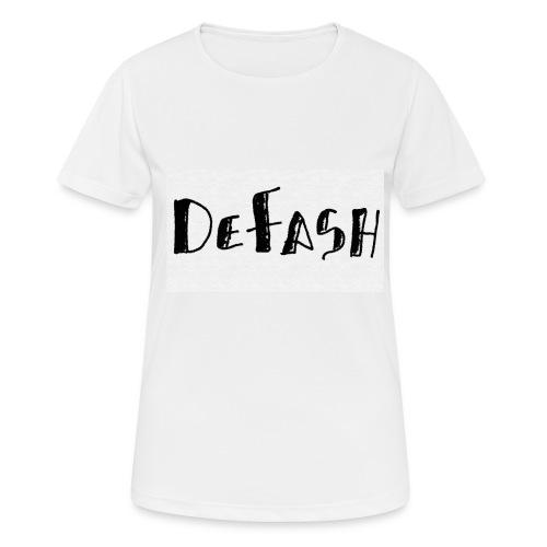 Defash1-png - T-shirt respirant Femme