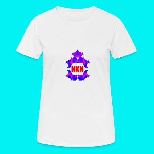 THE OFFICIAL NEUKADNEZZAR T-SHIRT - Women's Breathable T-Shirt