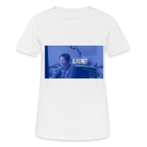 banner 3 jpg - Vrouwen T-shirt ademend actief