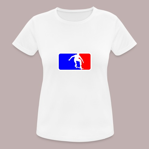 Skate league - Frauen T-Shirt atmungsaktiv