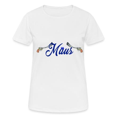 Waterpistol Sweater by MAUS - vrouwen T-shirt ademend