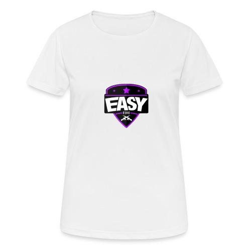 Team EasyFive T-paita - naisten tekninen t-paita