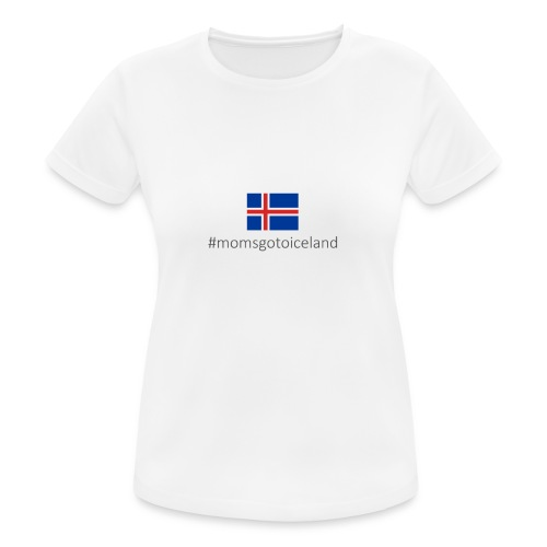 Iceland - Women's Breathable T-Shirt