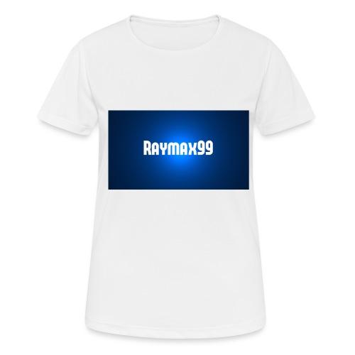Dam T-shirt - Andningsaktiv T-shirt dam