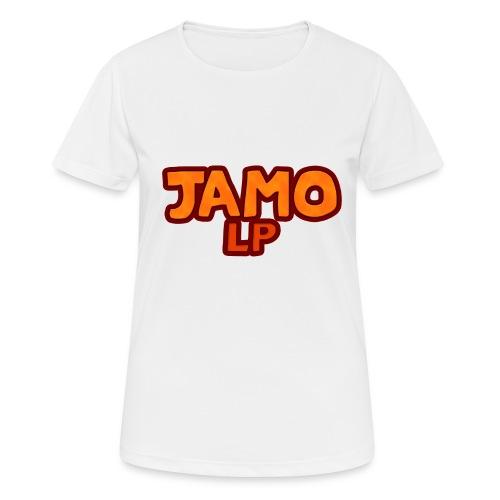 JAMOLP Logo Mug - Dame T-shirt svedtransporterende