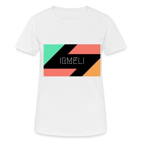 1 - naisten tekninen t-paita