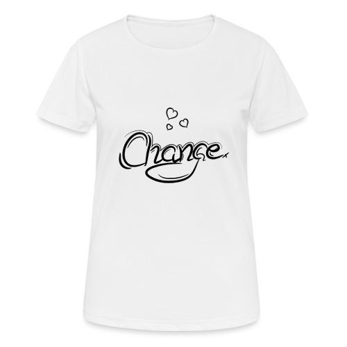 Änderung der Merch - Frauen T-Shirt atmungsaktiv