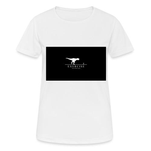 dino - Vrouwen T-shirt ademend actief
