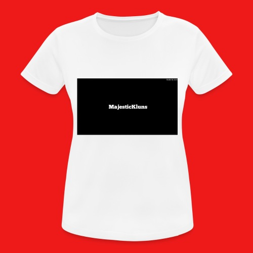 New - Dame T-shirt svedtransporterende