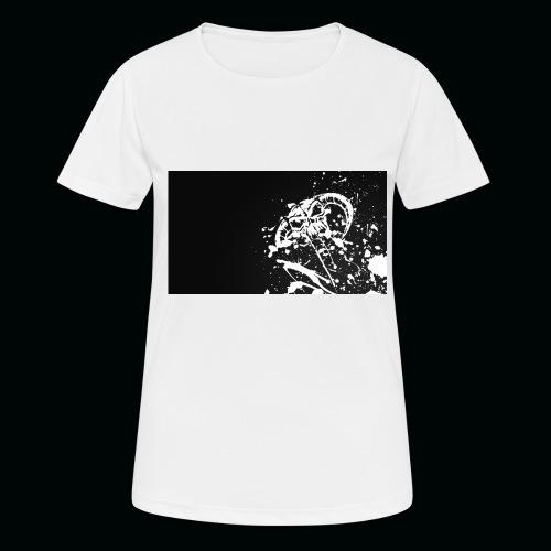 h11 - T-shirt respirant Femme