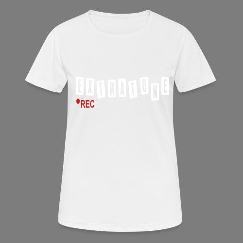 ERFINAL - Vrouwen T-shirt ademend actief