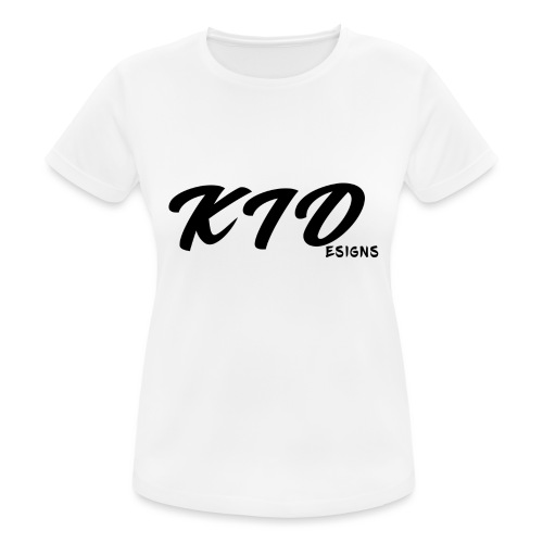 KIDesigns - Women's Breathable T-Shirt
