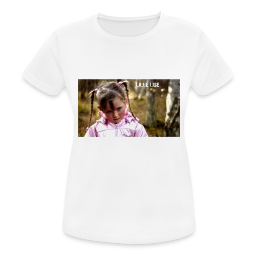 Lille Lise Picture - Women's Breathable T-Shirt