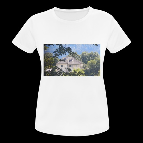 Altes Haus Vintage - Frauen T-Shirt atmungsaktiv