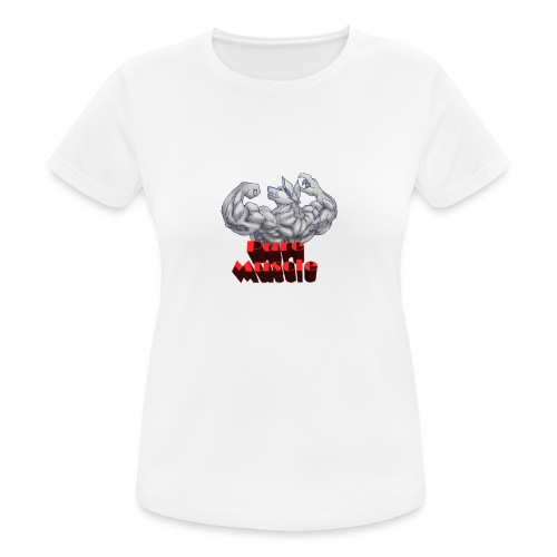 Pure Muscle BestFitness - Camiseta mujer transpirable