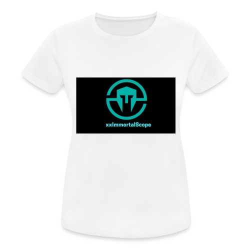 xxImmortalScope throwback - Women's Breathable T-Shirt