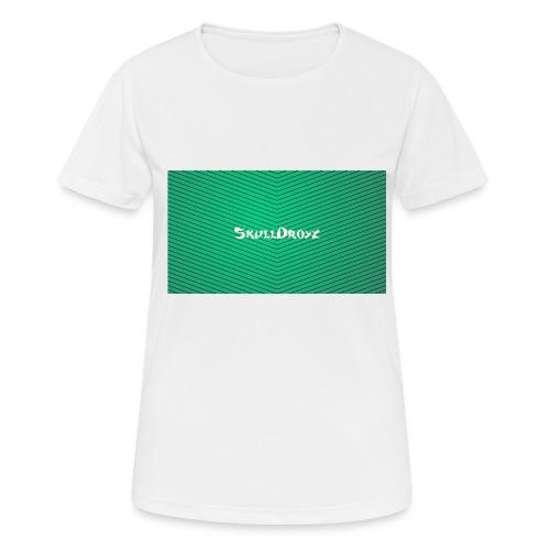 backgrounder - Frauen T-Shirt atmungsaktiv