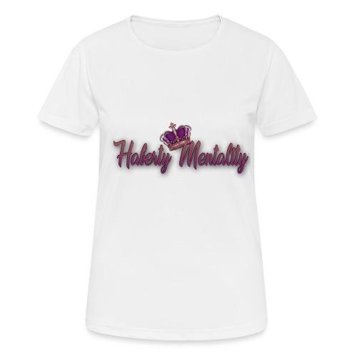 Haberty Mentality - T-shirt respirant Femme