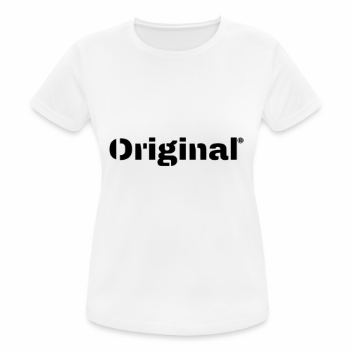 Original, by 4everDanu - Frauen T-Shirt atmungsaktiv