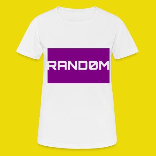 Random Logo - Women's Breathable T-Shirt