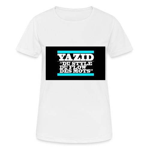 jdfcrea serie 1 - T-shirt respirant Femme