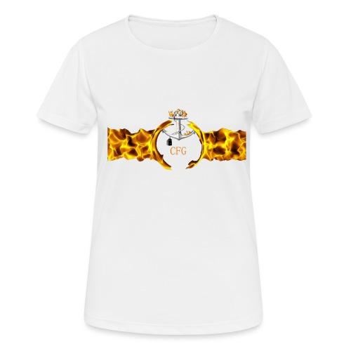 Merch Art - Women's Breathable T-Shirt