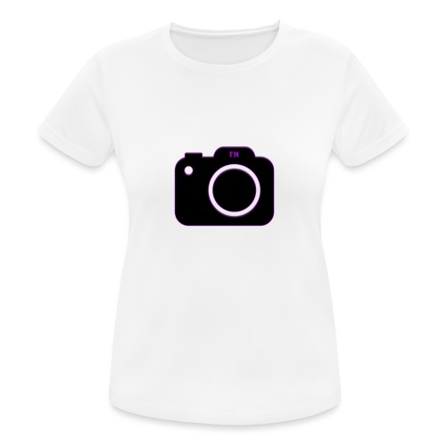 FM camera - Women's Breathable T-Shirt