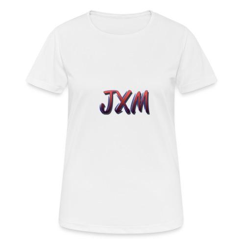 JXM Logo - Women's Breathable T-Shirt