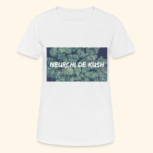 NEURCHI DE KUSH - T-shirt respirant Femme
