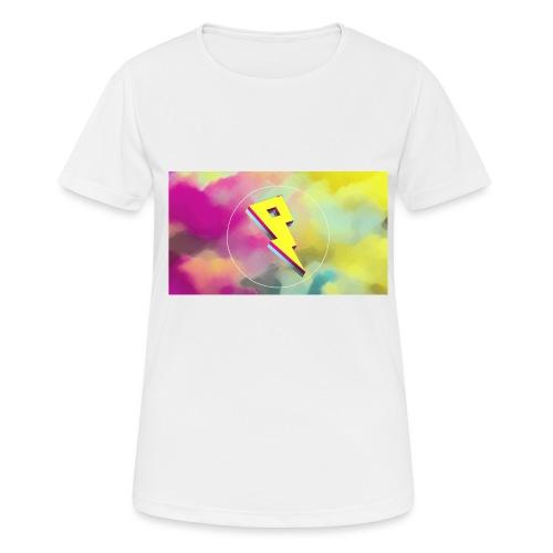lightning bolt - Women's Breathable T-Shirt