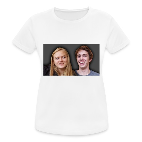 Profil billede beska ret - Dame T-shirt svedtransporterende