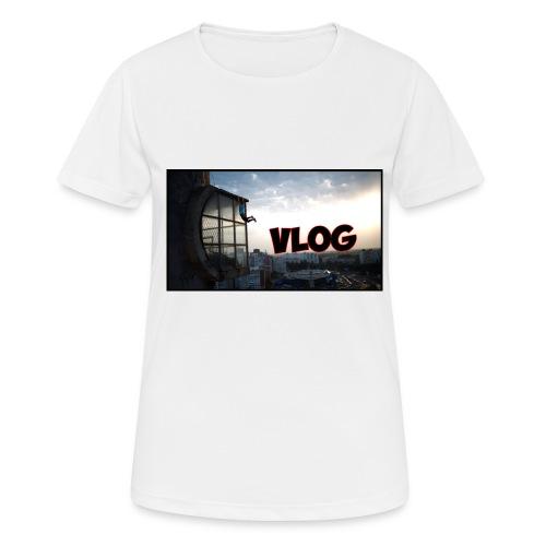 Vlog - Women's Breathable T-Shirt