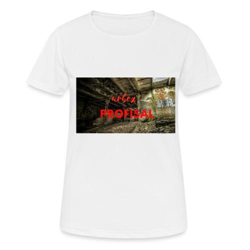 profisal - Koszulka damska oddychająca