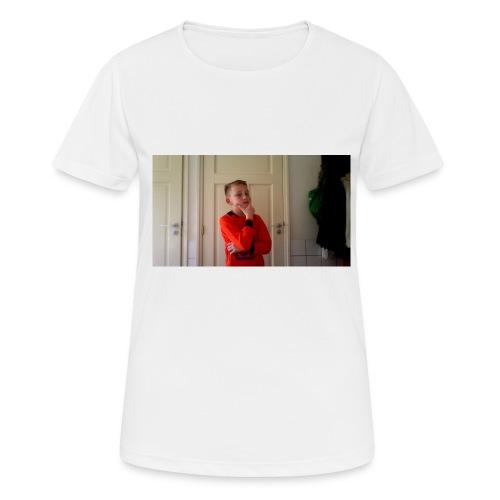 generation hoedie kids - Vrouwen T-shirt ademend actief