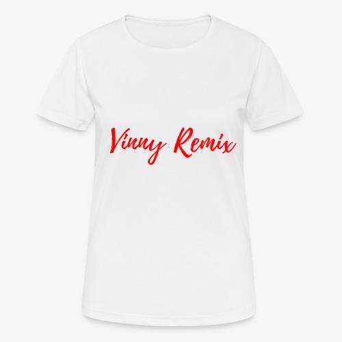 That's Vinny ART - Maglietta da donna traspirante