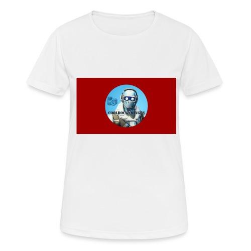 Match 2.0 - Andningsaktiv T-shirt dam