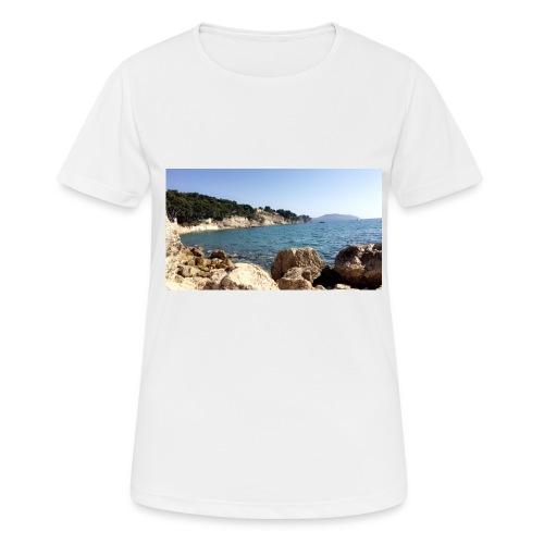 Corniche - T-shirt respirant Femme