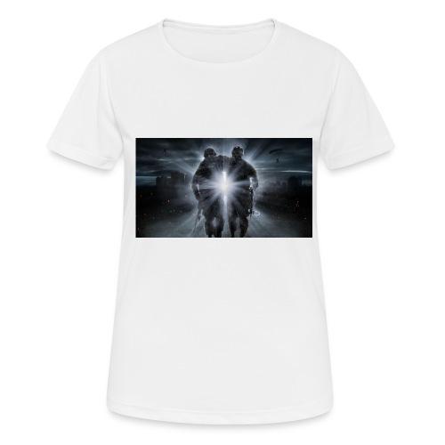 free fire battlegrounds 3 - Camiseta mujer transpirable