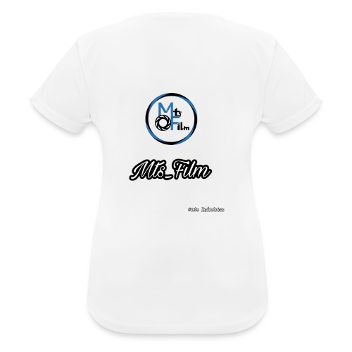 Mts_Film - Frauen T-Shirt atmungsaktiv